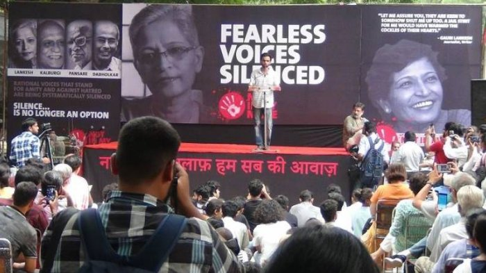 Jurnalis India Yang Tak Kenal Takut Akan Dibunuh