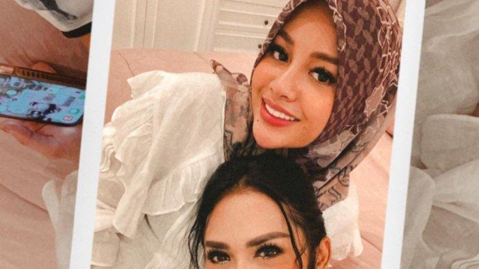 POTRET Momen Buka Puasa Aurel Hermansyah dan Atta Halilintar Bersama Keluarga Krisdayanti
