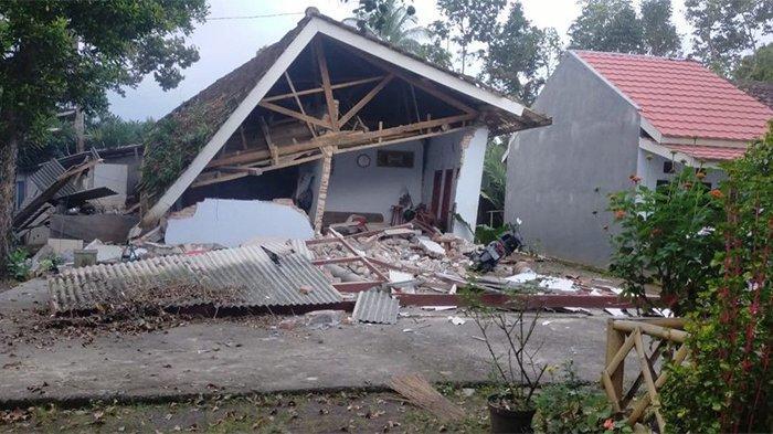 Kementerian PUPR Salurkan Sarana dan Prasana Bagi Warga Terdampak Gempa Bumi Jatim