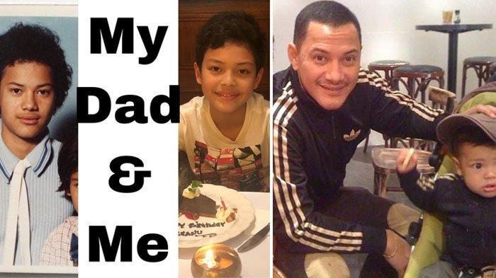 Jarang Beberkan Perasaannya Tumbuh Tanpa Kedua Orangtua, Keanu Anak Adjie Massaid Tulis Kerinduan