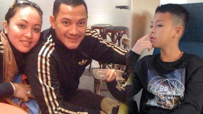 Angelina Sondakh Menangis Saat Keanu Massaid Pertanyakan Sosoknya: Emang Keanu Punya Mami?