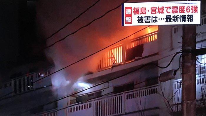 155 Korban Luka Akibat Gempa Bumi di Jepang, 250 Orang Diungsikan, Pasokan Air Bersih Terhenti