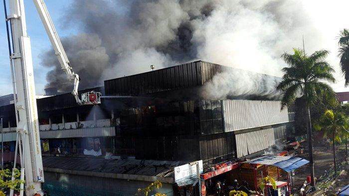 Pasar Senen Terbakar, Ahok Kontak Direktur Utama Pasar Jaya