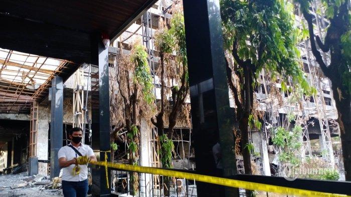 Jawaban Polisi Soal Desakan Rekonstruksi Kebakaran Kejagung Secara Terbuka