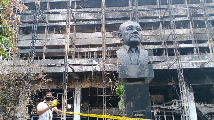 Kompolnas: Hasil Penyidikan Kasus Kebakaran Kejagung Harus Bisa Dipertanggungjawabkan di Persidangan