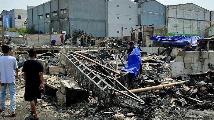 Duka Kebakaran di Kapuk Muara: Rayakan Lebaran di Pengungsian, Uang Rp 5 juta Hangus