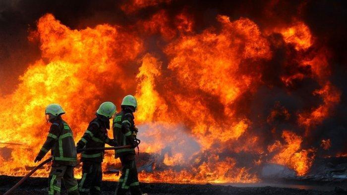 Pipa Pertamina di Cimahi Terbakar, Polda Jabar Periksa 10 Saksi