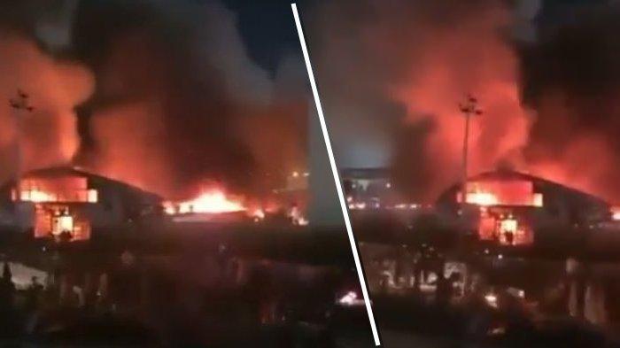 Sedikitnya 54 Orang Meninggal Setelah Rumah Sakit Covid-19 di Irak Terbakar