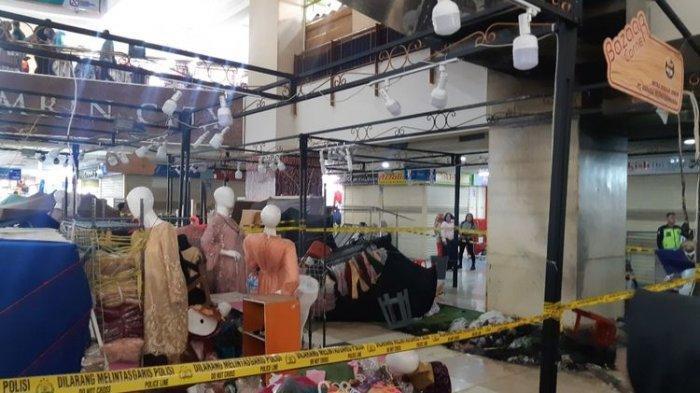 Diduga Ini Penyebab Kebakaran di Grand Hall Mall Thamrin City