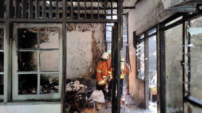 Kebakaran di Surabaya Tewaskan Bocah 6 Tahun, Korban Diduga Tertidur Saat Rumah Terbakar