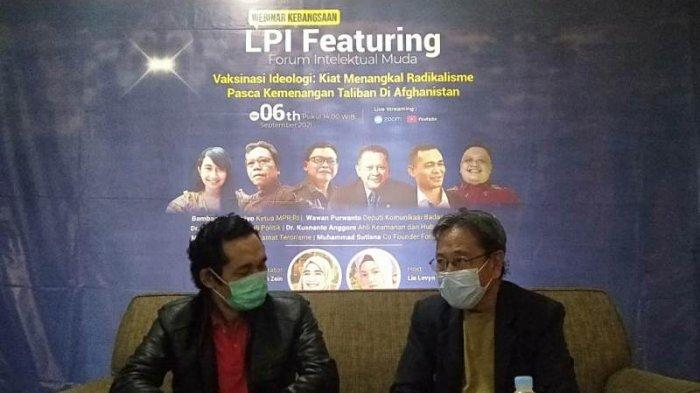 Apresiasi Konsep Vaksinasi Ketua MPR, Boni Hargens: Terobosan Cerdas Tangkal Kebangkitan Radikalisme