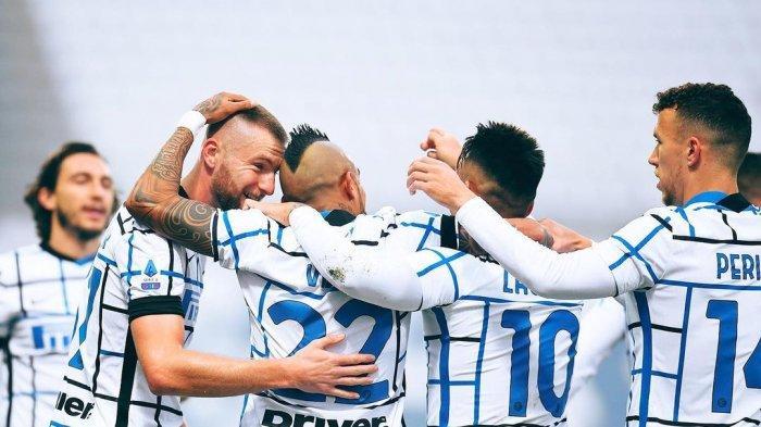 LIVE Streaming TV Online Inter Milan vs Crotone di RCTI, Kick Off Pukul 18.30 WIB, Gratis!