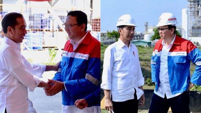 Ahok Tolak Pinggang Saat Bicara dengan Jokowi, Pakar Singgung Tingkat Kepercayaan Presiden Pada BTP