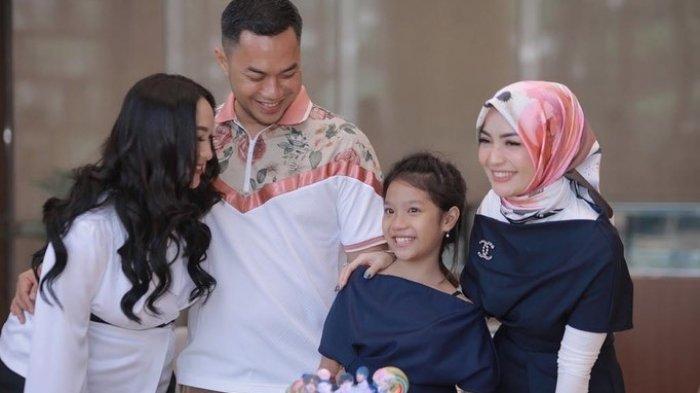 Imel PC Baru Kembali Bertemu Anaknya, Sirajuddin Mahmud Seolah Sindir dengan Ceramah Mamah Dedeh