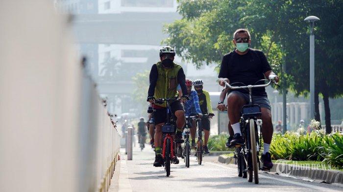 Jadi Bagian dari Gaya Hidup, Sepeda Jadi Alternatif Pengganti Sepeda Motor