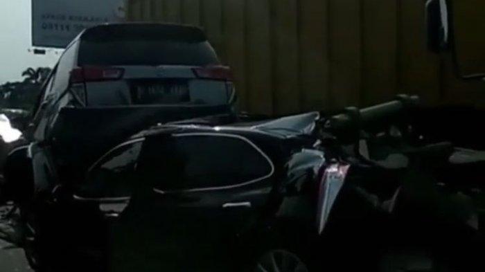 Usai Kecelakaan Beruntun, Lalu Lintas Tol Jakarta-Tangerang Berangsur Normal