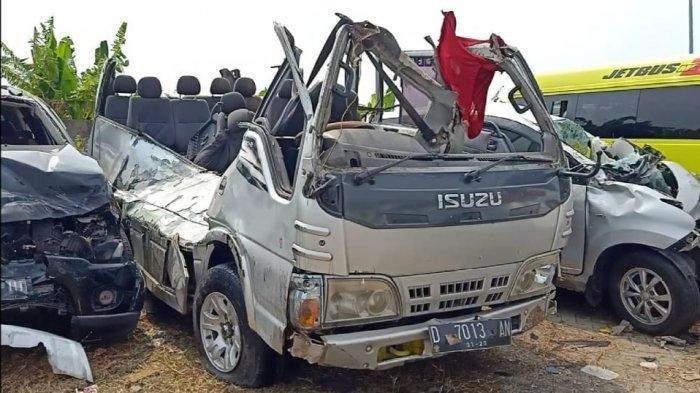 Polisi Jadikan Sopir dan Pemilik Travel Jadi Tersangka Kecelakaan Maut yang Tewaskan 8 Orang