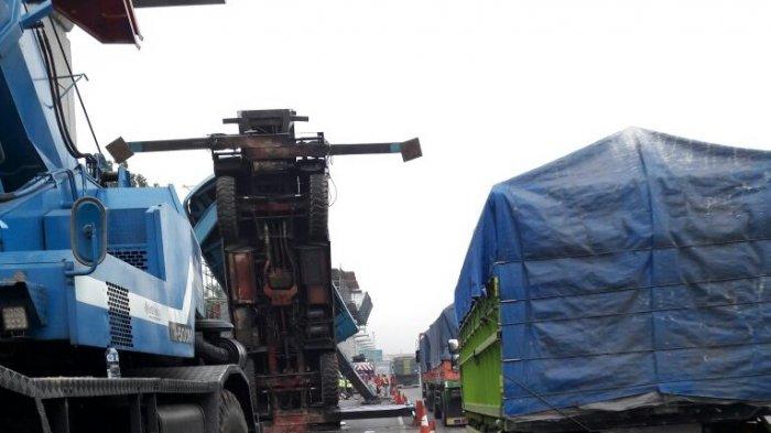 Kementerian PUPR Jatuhkan Sanksi kepada Waskita Karya Akibat Serentetan Kecelakaan Kerja