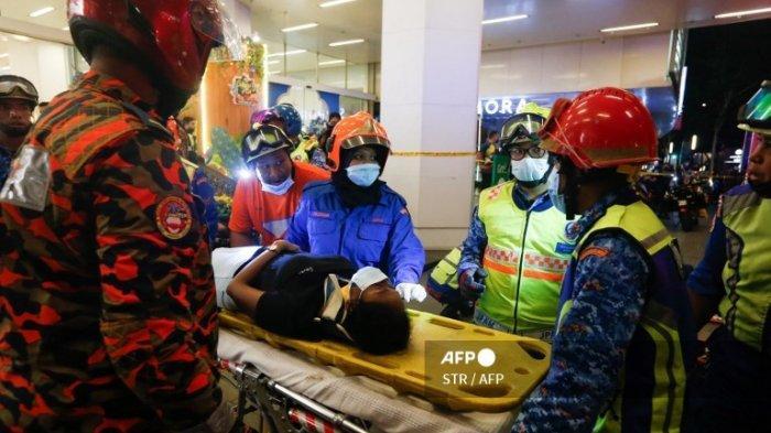 213 Orang Terluka dalam Tabrakan 2 Kereta di Malaysia, Korban Ceritakan Detik-detik Kecelakaan