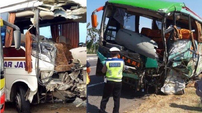 Jasa Raharja Santuni Ahli Waris Korban Kecelakaan Maut Bus Sinar Jaya vs Arimbi