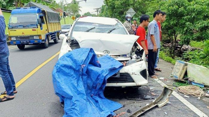 Kecelakaan Beruntun di Patuk Gunungkidul, Kepala Puskesmas Gedangsari Tewas