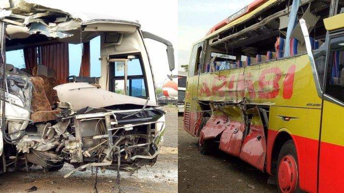 Kecelakaan Maut Antar 2 Bus di Cipali Tewaskan 7 Orang, Diduga Ini Penyebabnya
