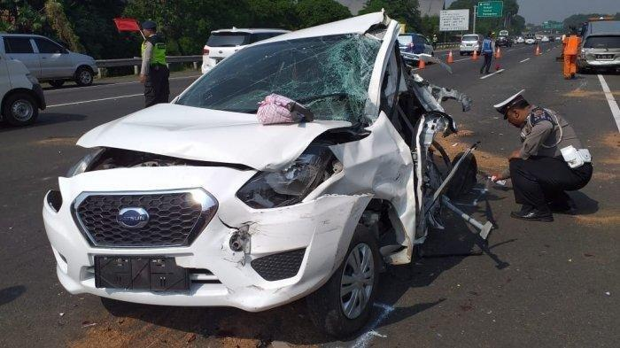 Kecelakaan di Jagorawi