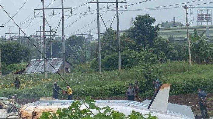 Pesawat Militer Myanmar yang Bawa 16 Penumpang Jatuh di Kota Mandalay, 12 Orang Tewas