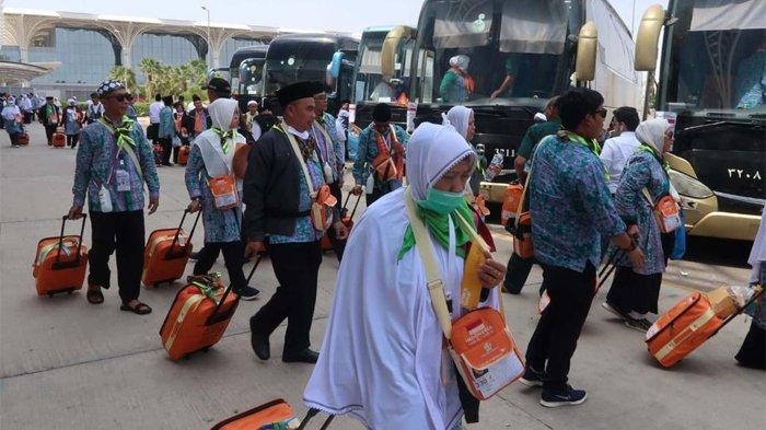 149 Koper Jemaah Calon Haji Bermasalah, Isinya Disita, di Dalamnya Mulai Setrika Hingga Pemanas Air