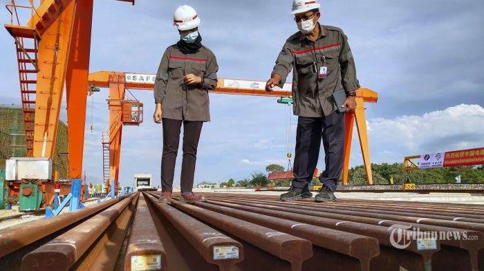 Proyek Kereta Cepat Jakarrta-Bandung Selesaikan Pembuatan 8 dari 13 Terowongan