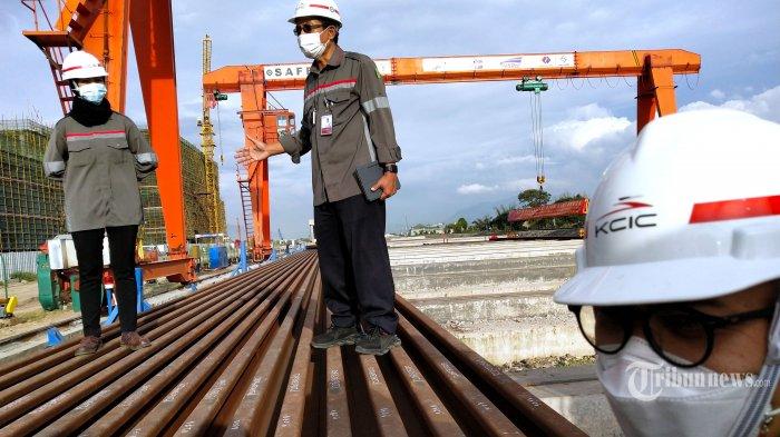 Menhub Tanggapi Pembukaan Kantor China Railway Group di Indonesia
