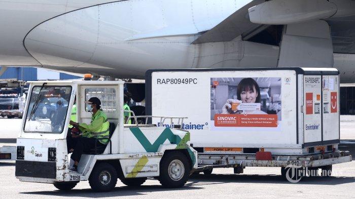 Bantuan Obat-obatan Terapeutik dan Alat Kesehatan Senilai Rp 750 Miliar dari AS Tiba di Indonesia