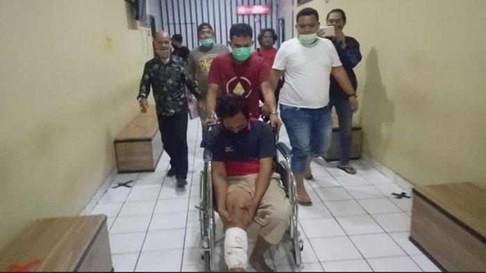 Kisah Penculik Bocah di Palembang, Telepon Polisi Bak Penyelamat, Tahunya Panik Karena Aksinya Viral