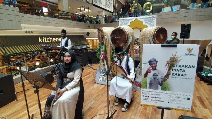 Turut Ramaikan Suka Cita Ramadan, BAZNAS Hadirkan Beragam Event di Beberapa Mall