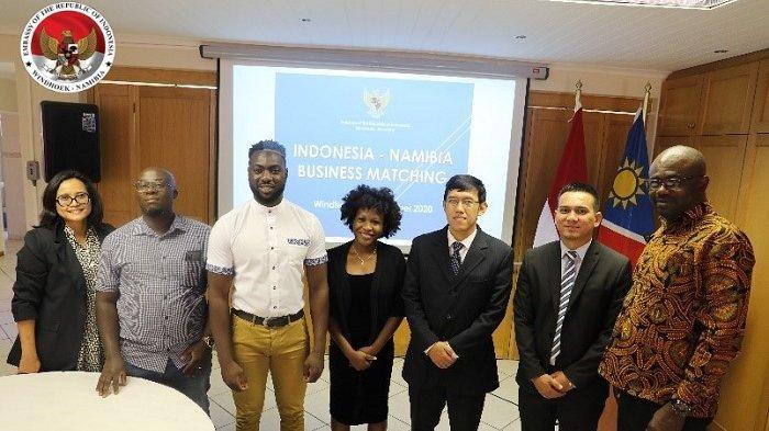 KBRI Perluas Akses Pasar Produk Indonesia di Namibia