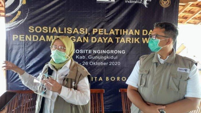 Wawancara Indah Juanita, Rp 1,3 Triliun untuk Percantik Kawasan Borobudur