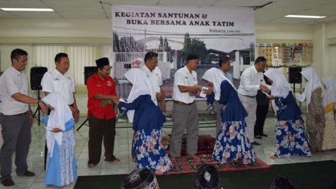 PT Ajinomoto Indonesia Kembali Gelar Santunan Buat Anak Yatim