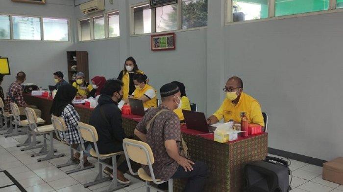 DPD Golkar Jakarta Selatan Gelar Vaksinasi Covid-19 Sasar 500 Warga Ibu Kota