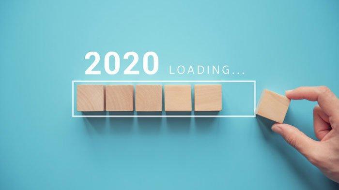Tahun Baru 2020.