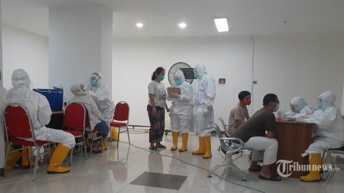 Denyut RS Darurat Covid-19 Wisma Atlet (1): Takut Tertular, Tak Rela Satu Ruangan dengan Pasien Baru