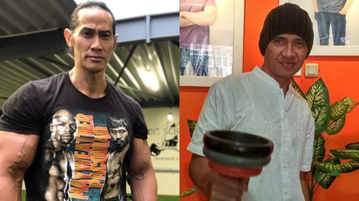 Kehilangan Sosok Sahabat, Ade Rai Unggah Video Adu Panco Bersama Agung Hercules