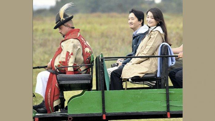 Inilah Latar Belakang Perkawinan Puteri Mako Keponakan Kaisar Jepang yang Seolah Terburu-buru