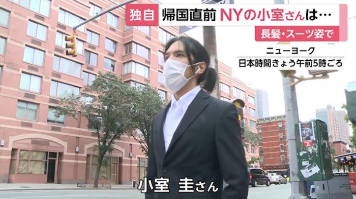 Kei Komuro, Tunangan dari Keponakan Kaisar Jepang Bekerja di Kantor Pengacara di New York AS