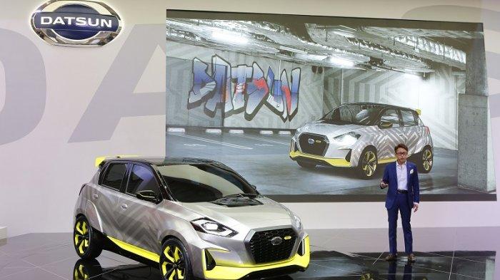 Kei Kyu, Sang Desainer Mobil Konsep Datsun GO Live