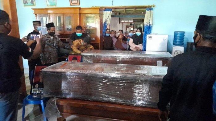 Keikhlasan Wagiyo, Ayah dari Kakak Beradik Korban Sriwijaya Air: yang Penting Jasadnya Ditemukan