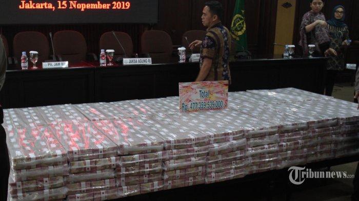 Kokos Jiang Koruptor Rp477 Miliar Ajukan PK, Begini Kata Pakar Hukum - Tribunnews.com