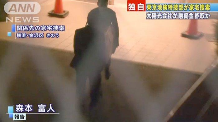 Techno System Digerebeg Kejaksaan Jepang Diduga Lakukan Penipuan 300 Juta Yen