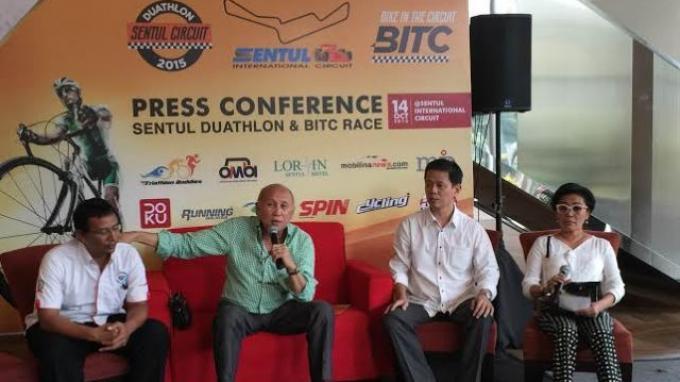 Kejuaraan Balap Sepeda Sentul Duathlon & BITC Race Siap Digelar