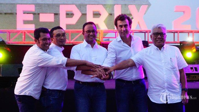 Mengenal e-Licence, 'SIM' untuk Tampil di Balapan Formula E Jakarta E-Prix