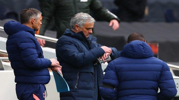Tottenham Hotspur Keok dari Manchester United, Musim Terburuk Jose Mourinho